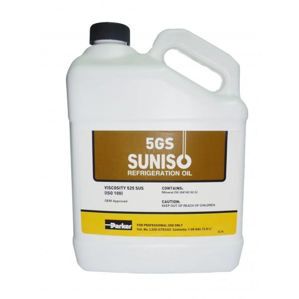SUNISO 5GS, ACEITE REFRIGERANTE-40
